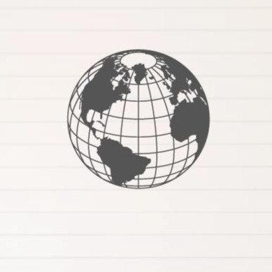 """Globe - 16"""""""
