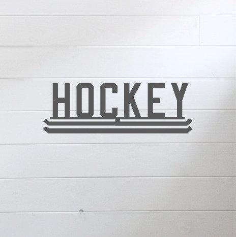 """Hockey Medal Holder - 18"""" x 6.5"""""""