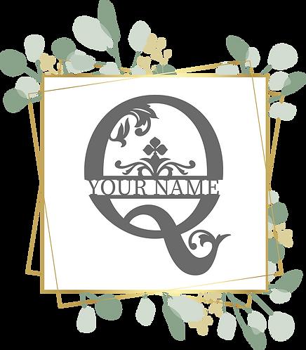 REGAL MONOGRAM - Q