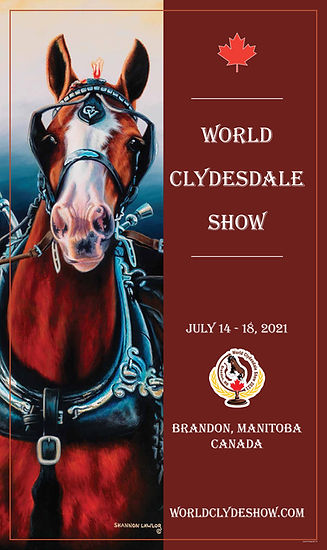 World Clydesdale Show Poster.jpg
