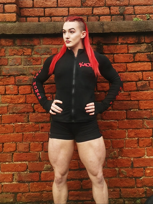 Strongwoman Training Jacket