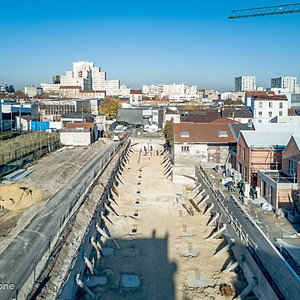 Interconstruction - Aubervilliers