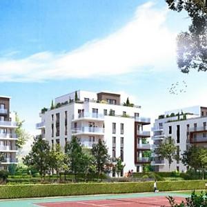 SICRA - Rueil Manet - Construction de 279 logements