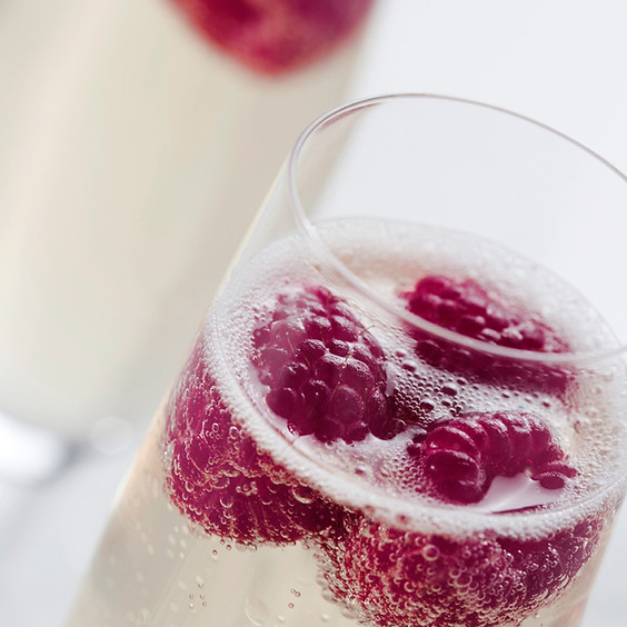 Bubbles for Valentine's