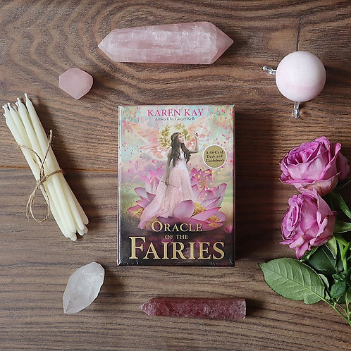 Oracle of the Fairies deck