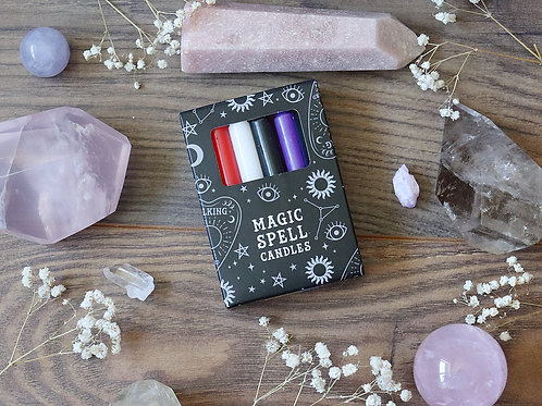 Spell Candles Mixed 12 Pack