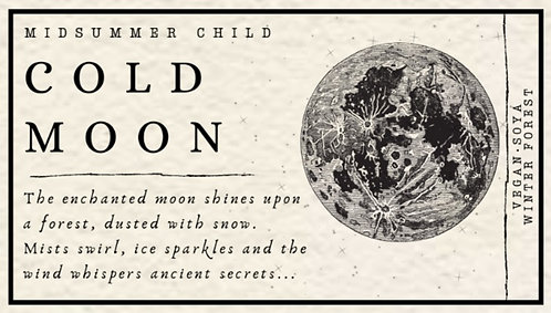 Cold Moon Candle