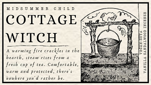 Cottage Witch Candle