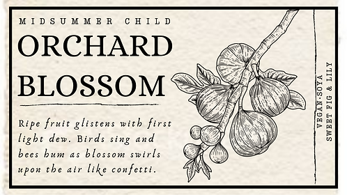 Orchard Blossom Candle