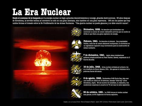 La Era Nuclear