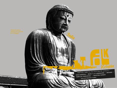 Revista Folk 01 Religión India