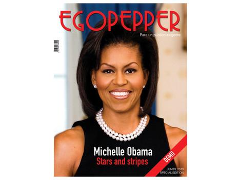 Portada Michelle Obama