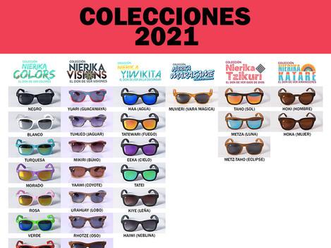 Colecciones 2021