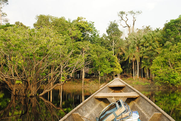 ponta de terra Cajumbim, complexo de áre