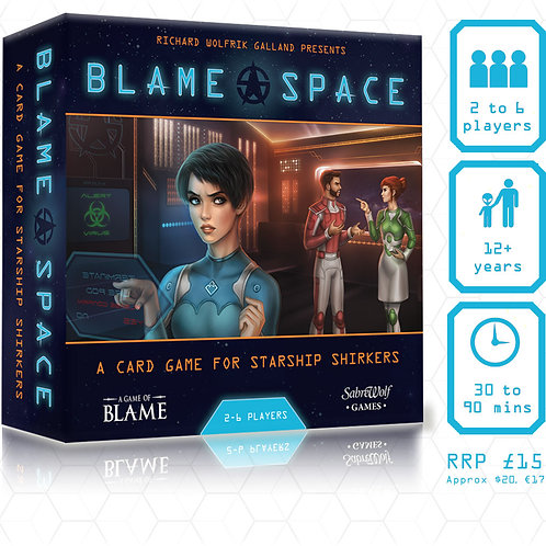 Blame Space
