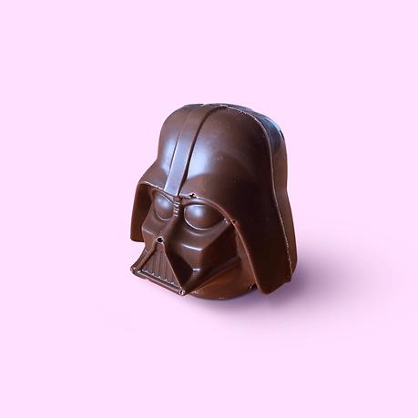 Chocolate Darth Vader.