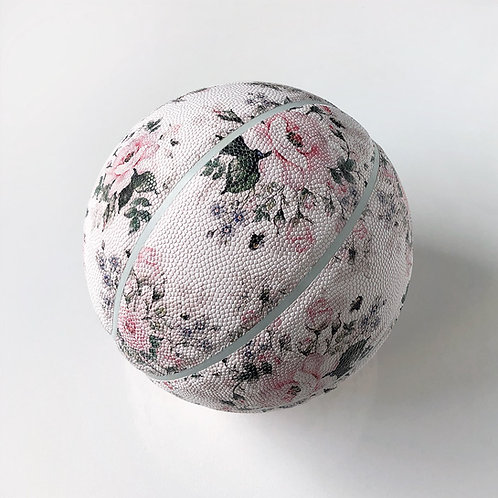 Floral Basketball