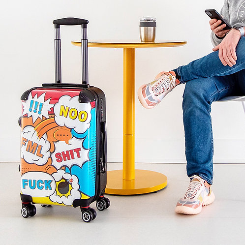 EMOTIONAL BAGGAGE Carry-on
