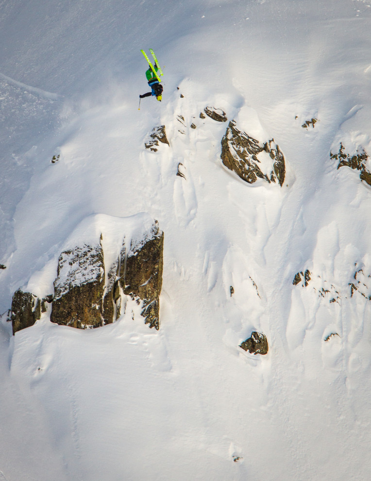 Come join us in Chamonix!