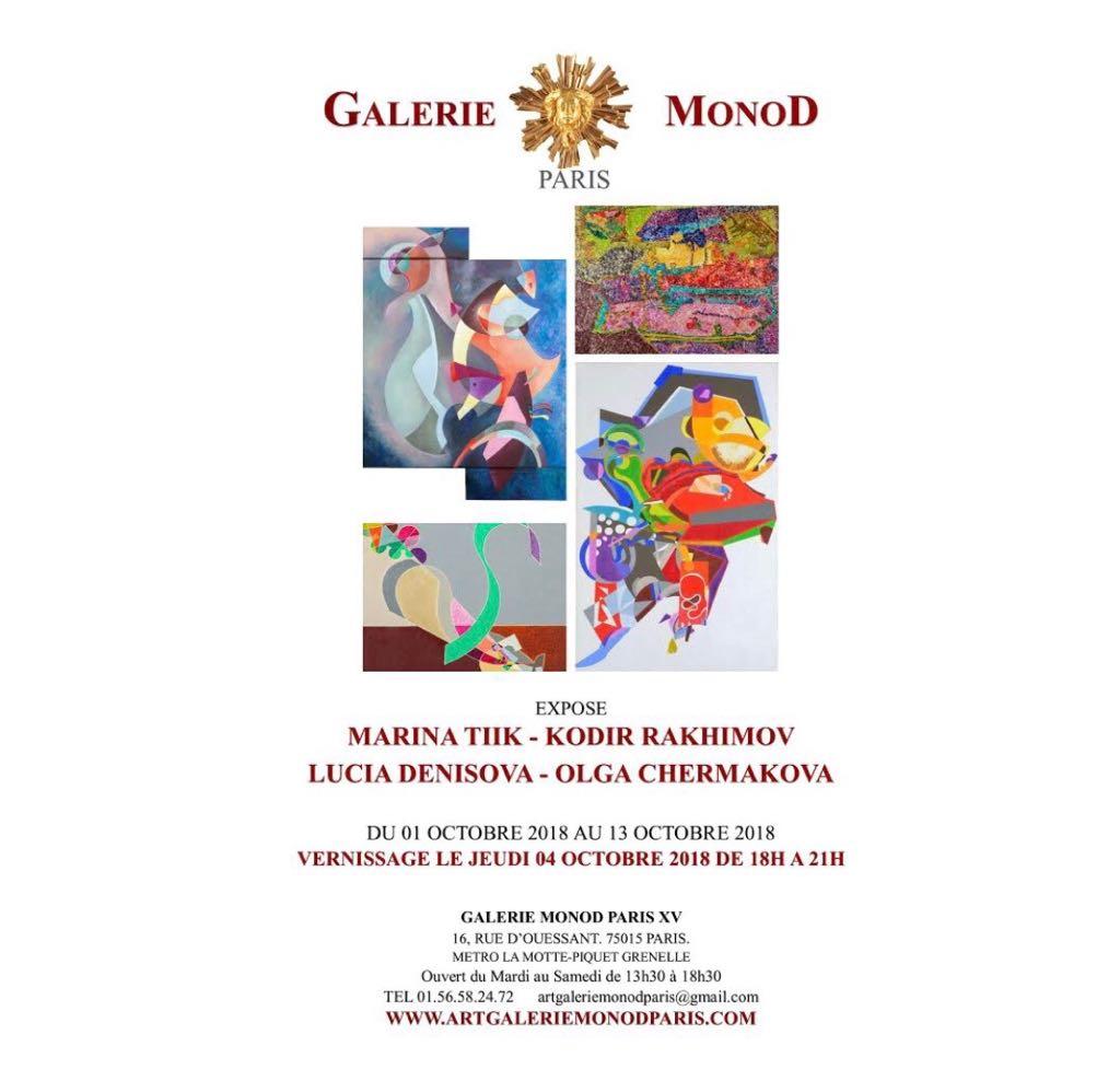 Art Galerie Monod Paris