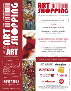 Invitation+Art+Shopping