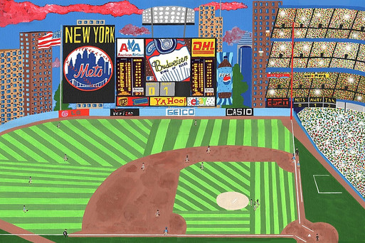 NY Mets in the Summer