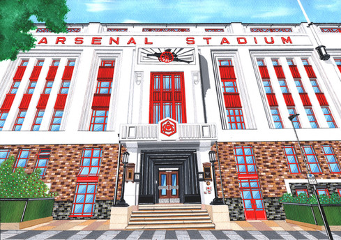 Arsenal Stadium, Highbury