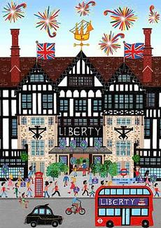 Liberty of London Anniversary commission