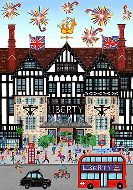 Liberty of London Anniversary commission