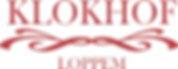 Logo klokhof Loppem.png
