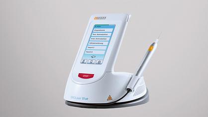 Laserbehandlung mit Dioden Laser