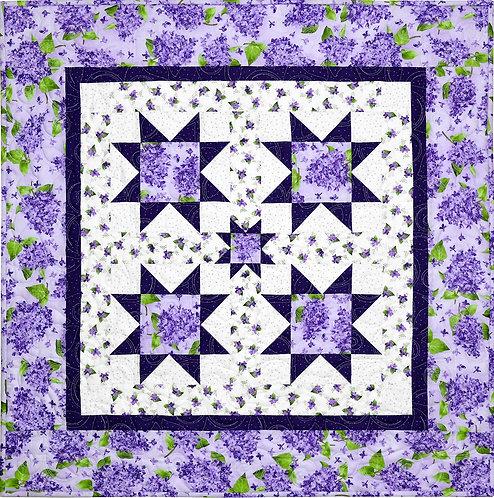 """Stars of Lyra Table Topper KIT (32"""" x 32"""")"""