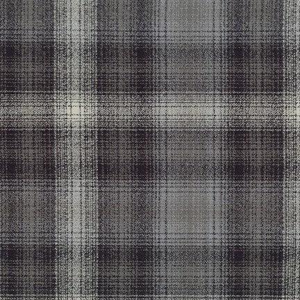 Mammoth Flannel by Robert Kaufman Fabrics - 18961-12 Grey