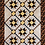 "Thumbnail: Crossfire Quilt Pattern - 60"" x 84"""