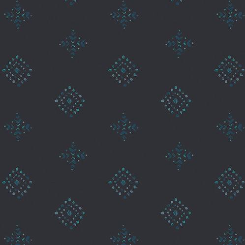 Aquarelle - Art Gallery Fabric -  Rhombastic Negative 76756