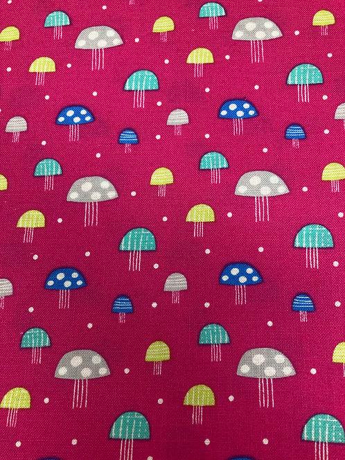 Into the Woods - Pink Mushroom TCC2154-X (Length=2.2m)