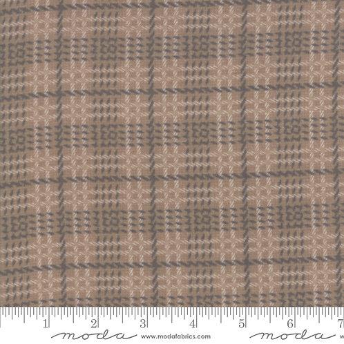Farmhouse Flannels II by Moda - Toast 549102F-15