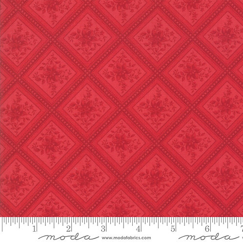 Cinnaberry by 3 sisters for Moda - Cranberry - 544206-24