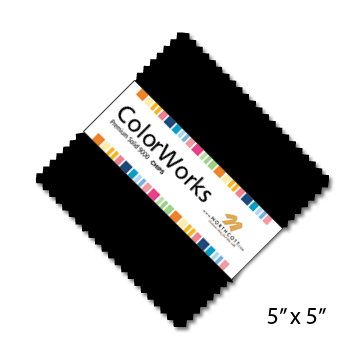 Colorworks Charm Pack - Black