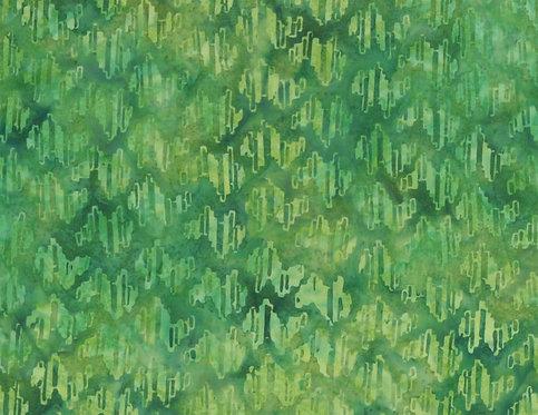 Batavian Batiks by Wilmington Batiks - Spring Luna - Green 22173-775