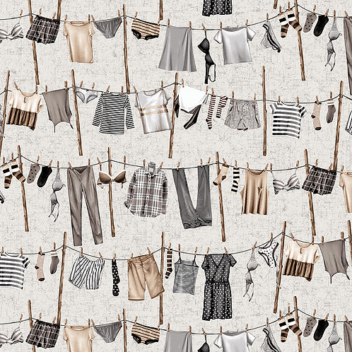 Loads of Fun - Clothes Line
