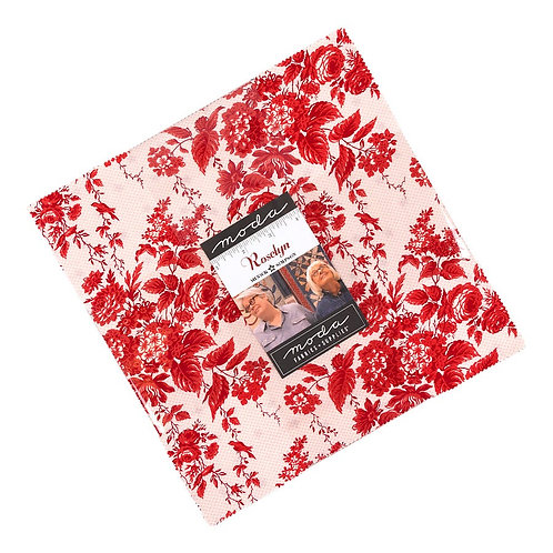 Roselyn Layer Cake (40pc) by Minick & Simpson for Moda - LC14910