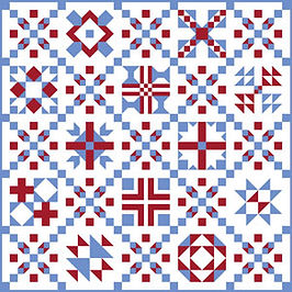 29_VeronicasVillage_quilt_300px_No-Borde