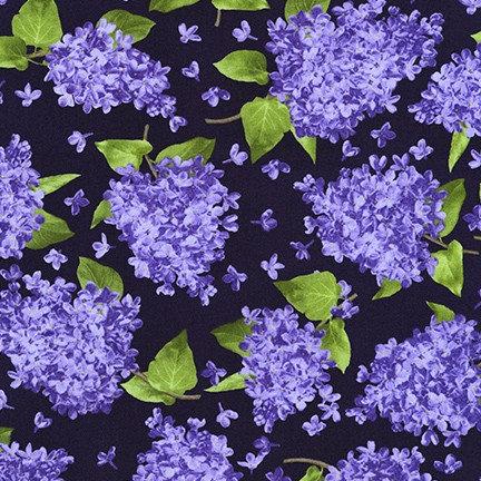 Elizabeth by Robert Kaufman - Purple 19893-6