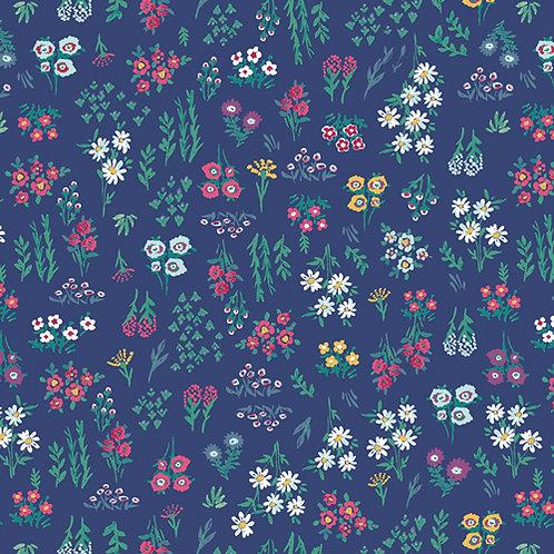 Aquarelle - Art Gallery Fabric - Floral Pigments Wet 66757