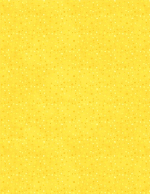 Essentials - Petite Dots by Wilmington - Yellow 1817-39065-555