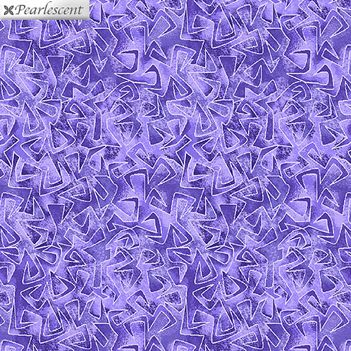 Catitude Singing the Blues by Ann Lauer - Med Purple 10267P-62