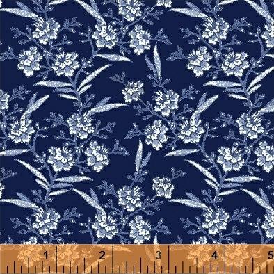 Blue Byrd - Floral -  51428-2