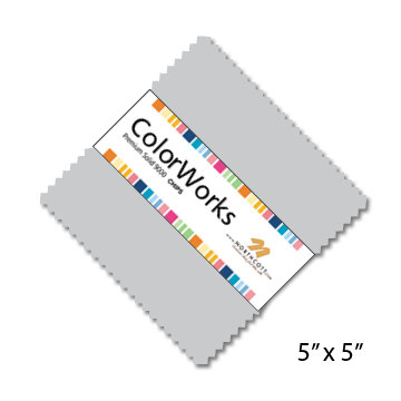 Colorworks Charm Pack - Grey