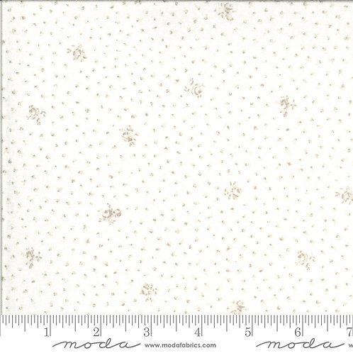 Dover by Brenda Riddle for Moda - Linen White 581702-11